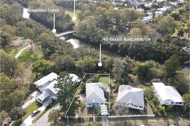 40 Gould Road, Herston QLD 4006
