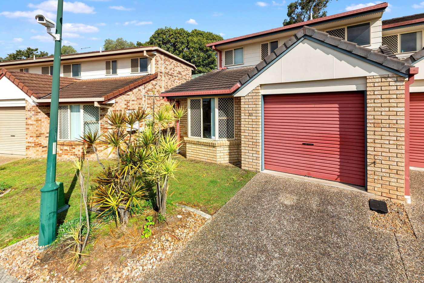 Main view of Homely townhouse listing, 30/1160 Creek Road, Carina Heights QLD 4152