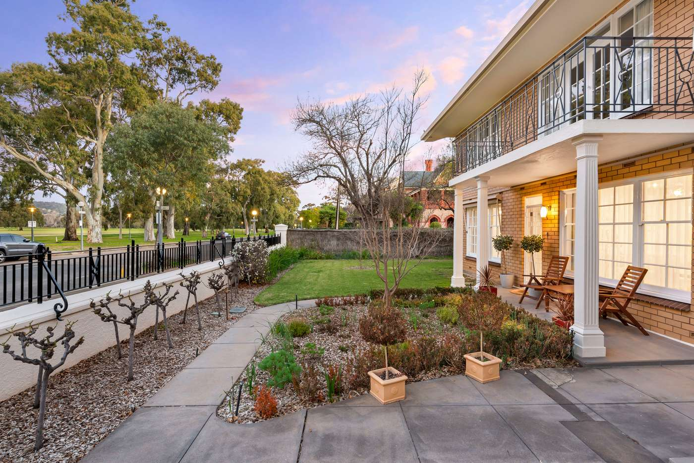 Main view of Homely townhouse listing, 1/256 East Terrace, Adelaide SA 5000