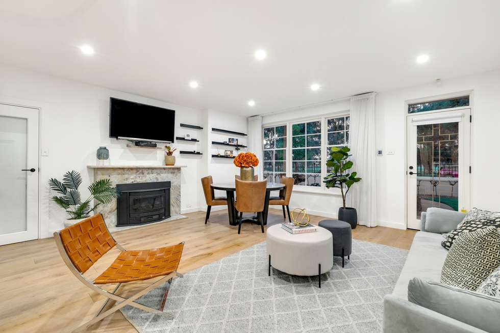 Second view of Homely townhouse listing, 1/256 East Terrace, Adelaide SA 5000