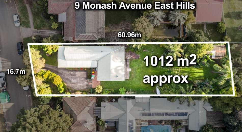 9 Monash Avenue