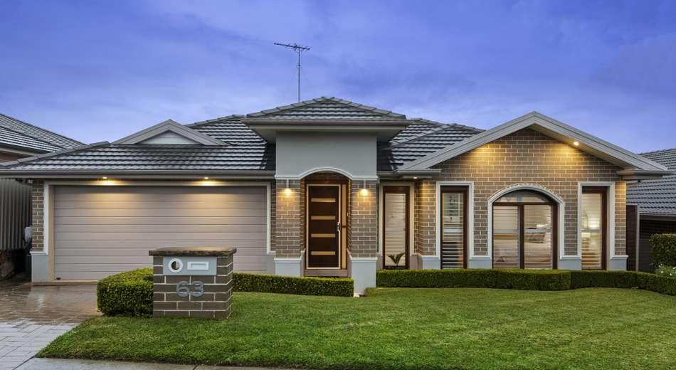 63 Sovereign Avenue, Kellyville Ridge NSW 2155