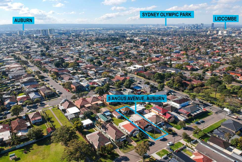 Third view of Homely house listing, 5 Angus Avenue, Auburn NSW 2144