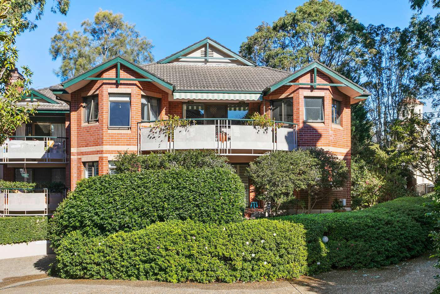 Main view of Homely apartment listing, 12/3 Telegraph Road, Pymble NSW 2073