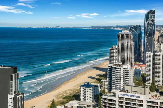 Level 42/4205/9 'Q1' Hamilton Avenue, Surfers Paradise QLD 4217