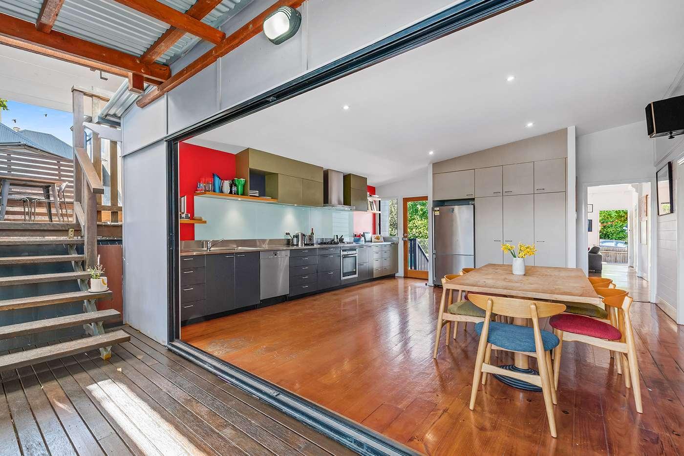 Sixth view of Homely house listing, 172 Heal Street, New Farm QLD 4005