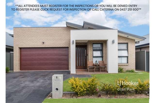 8 Churcher Street, Catherine Field NSW 2557