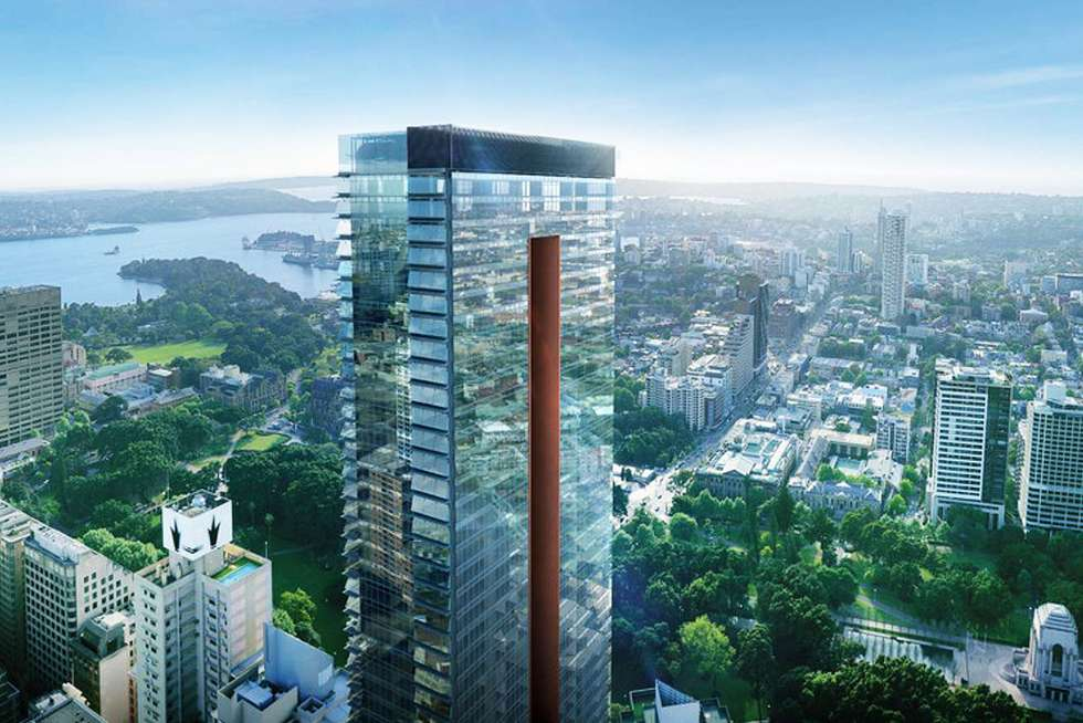 Fourth view of Homely apartment listing, 62.03/115 Bathurst Street, Sydney NSW 2000