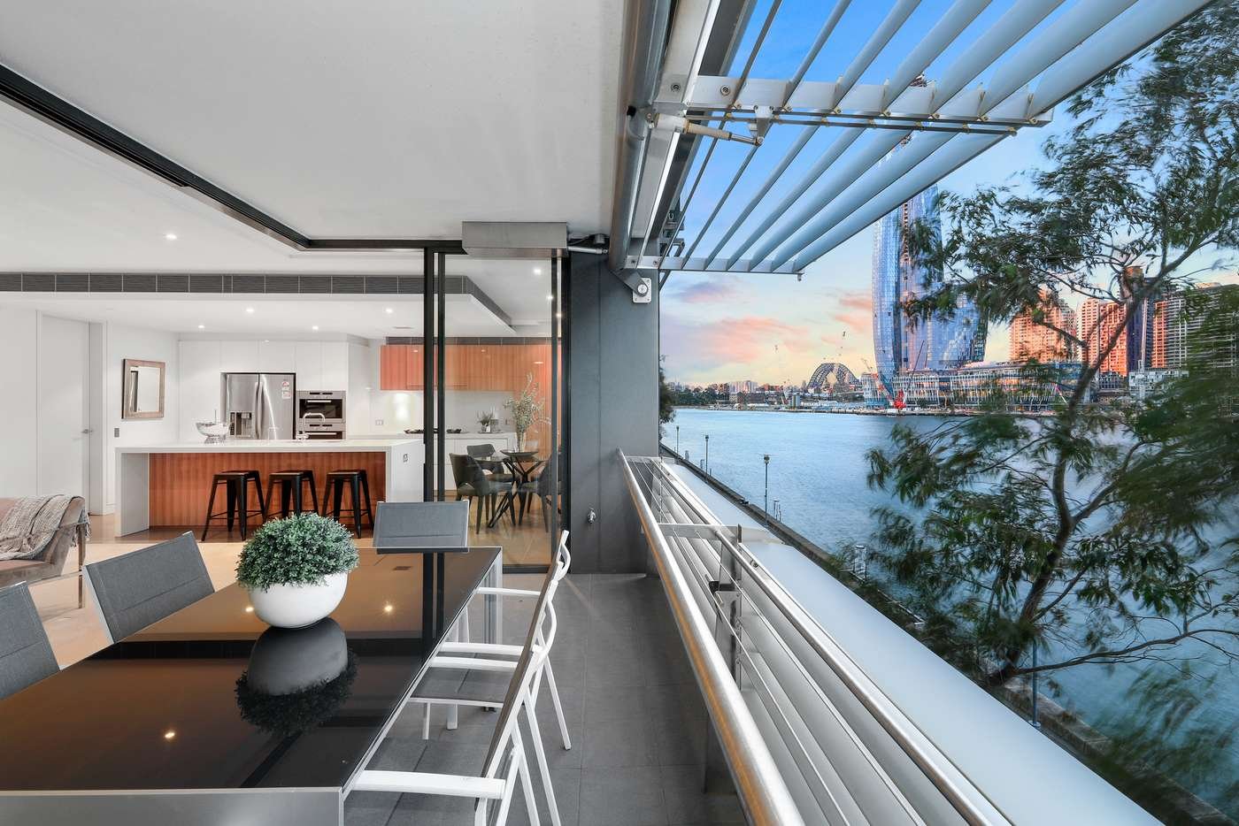 Main view of Homely apartment listing, 206/8-14 Wharf Crescent, Pyrmont NSW 2009