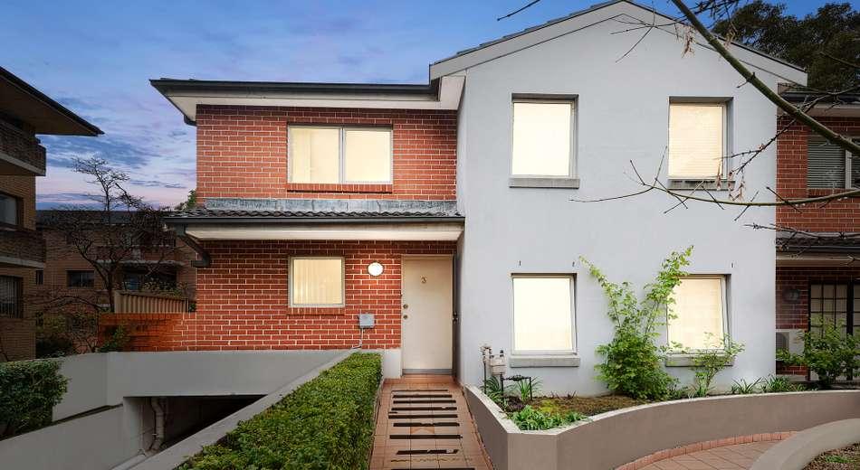 3/2 Meredith Street, Homebush NSW 2140