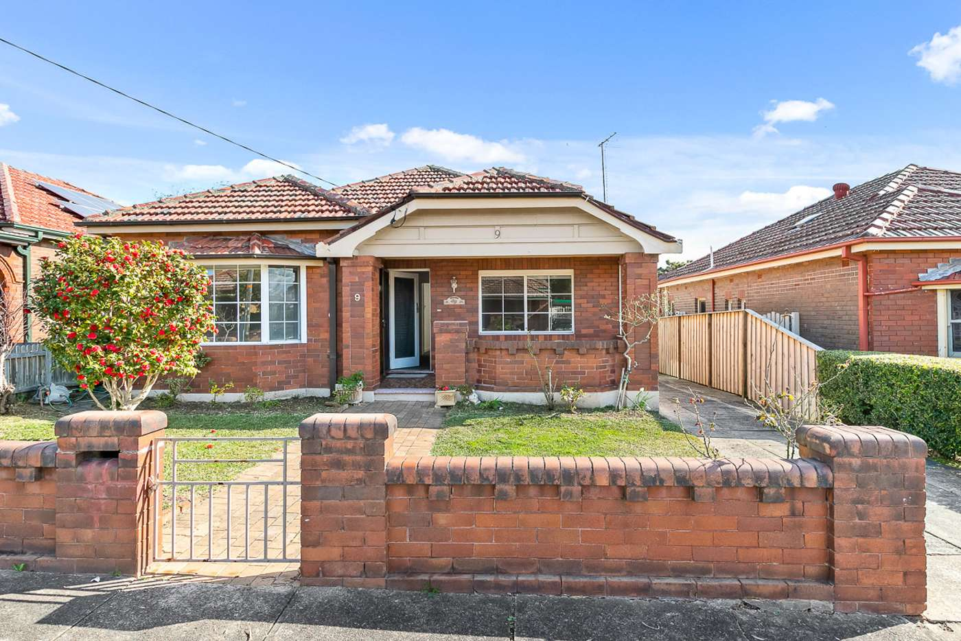Main view of Homely house listing, 9 Bridges Avenue, Croydon NSW 2132