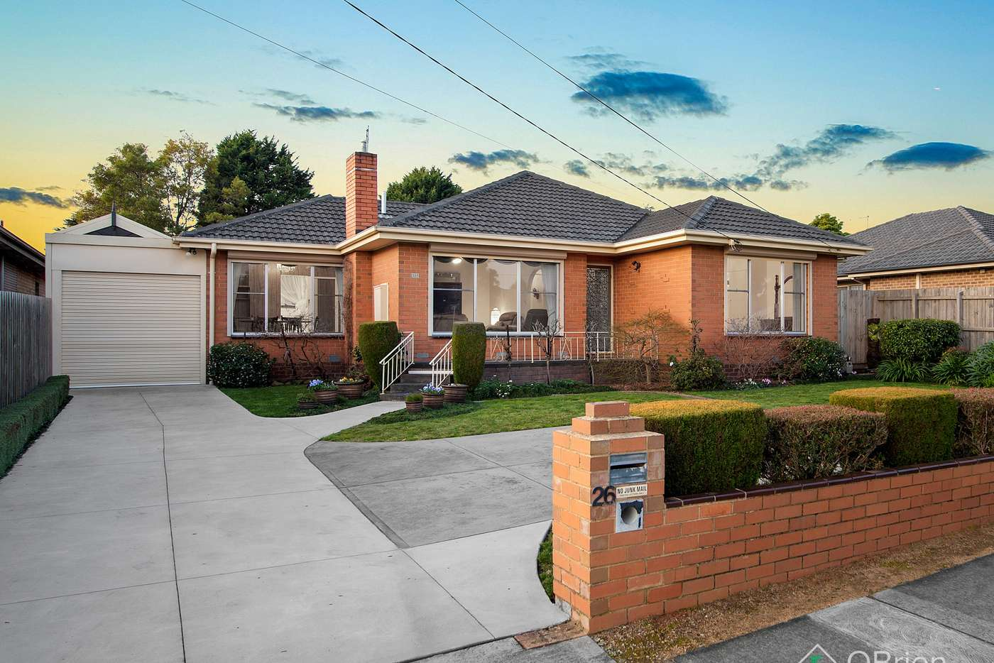 Main view of Homely house listing, 26 Albert Road, Hallam VIC 3803