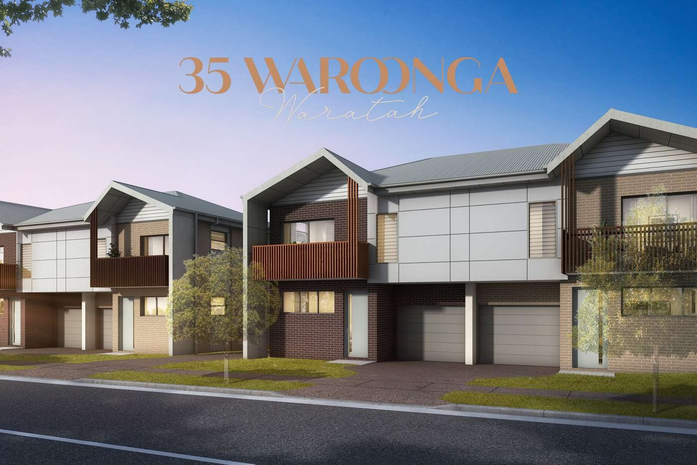 Main view of Homely townhouse listing, 10/35 Waroonga Road, Waratah NSW 2298