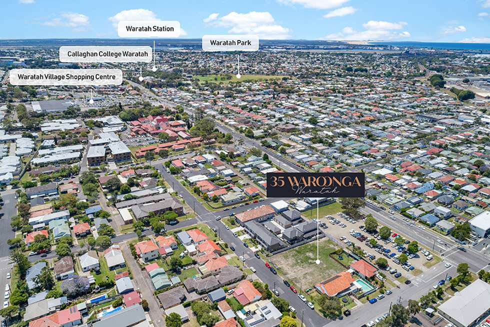 Second view of Homely townhouse listing, 10/35 Waroonga Road, Waratah NSW 2298