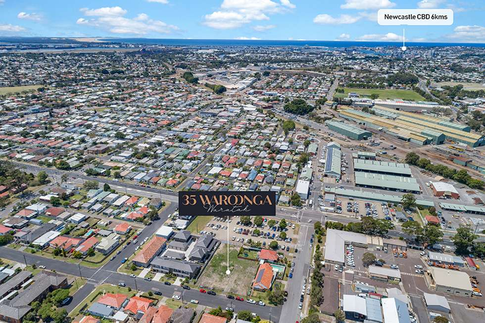 Fourth view of Homely townhouse listing, 10/35 Waroonga Road, Waratah NSW 2298