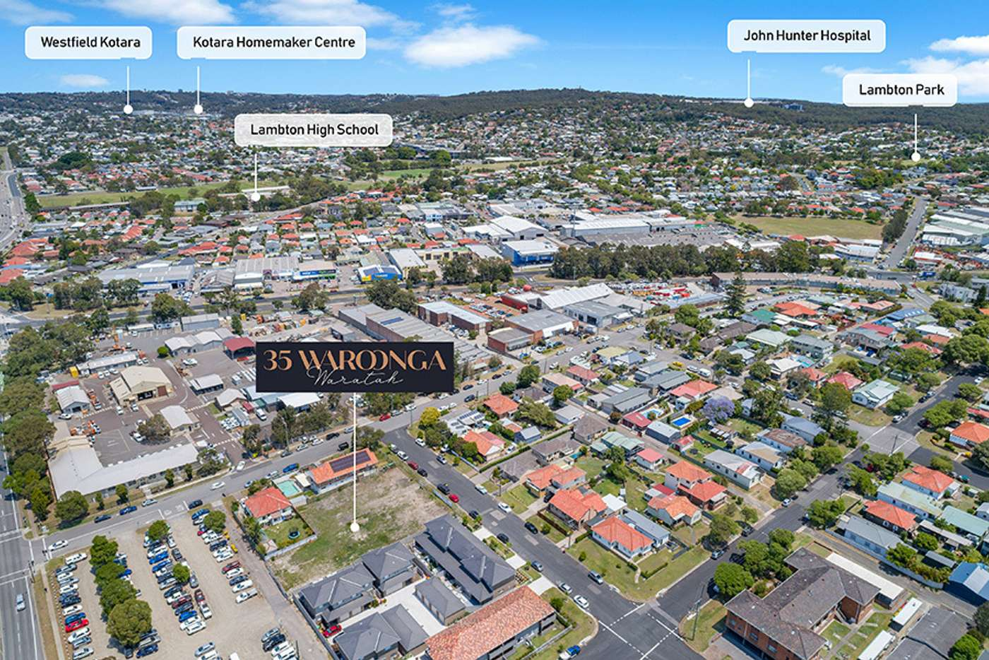 Sixth view of Homely townhouse listing, 10/35 Waroonga Road, Waratah NSW 2298