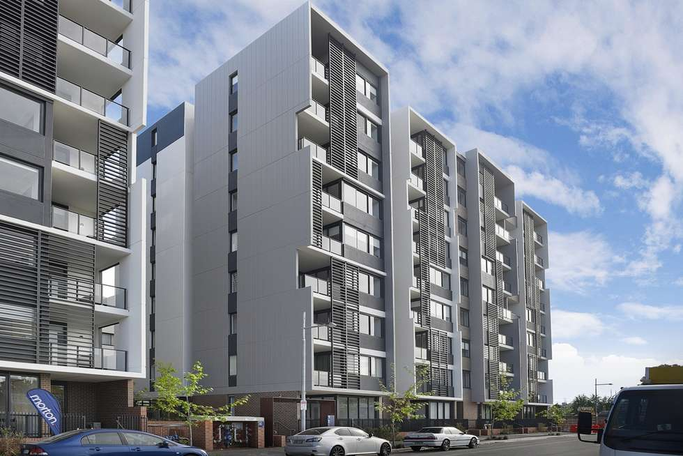 Second view of Homely apartment listing, 702/81B Lord Sheffield Circuit, Penrith NSW 2750