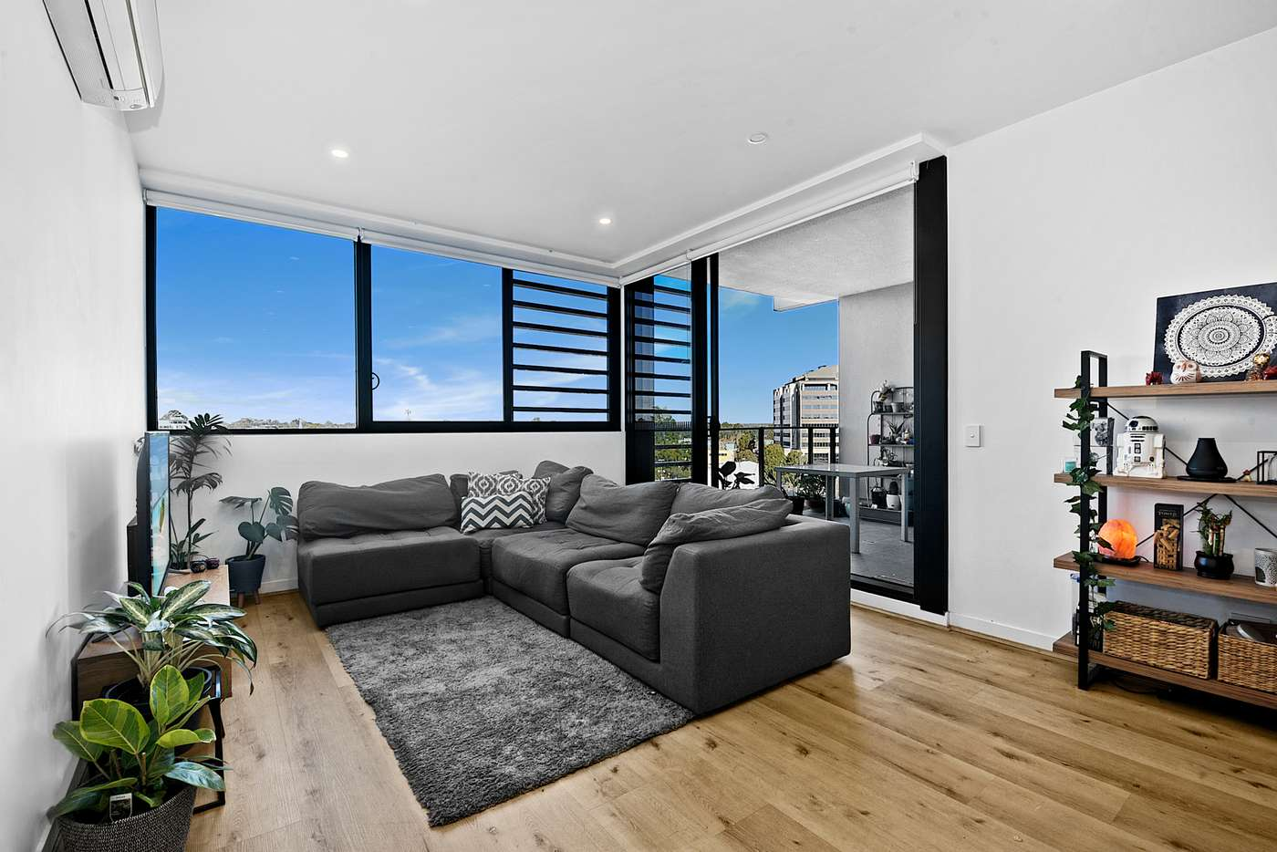 Fifth view of Homely apartment listing, 702/81B Lord Sheffield Circuit, Penrith NSW 2750