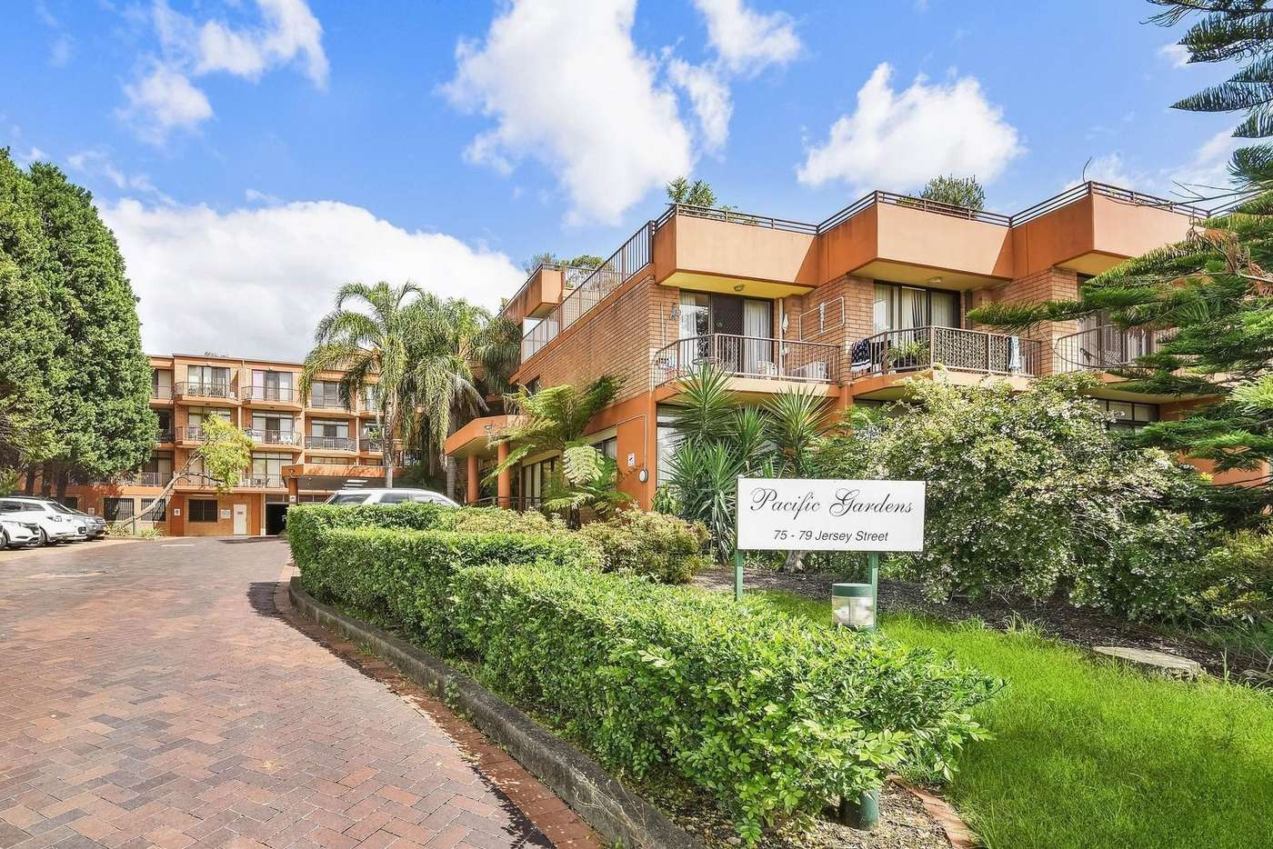 Main view of Homely studio listing, 57/75-79 Jersey Street North, Hornsby NSW 2077