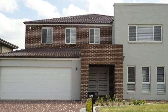 24 Candilla Street Key, Kellyville Ridge NSW 2155