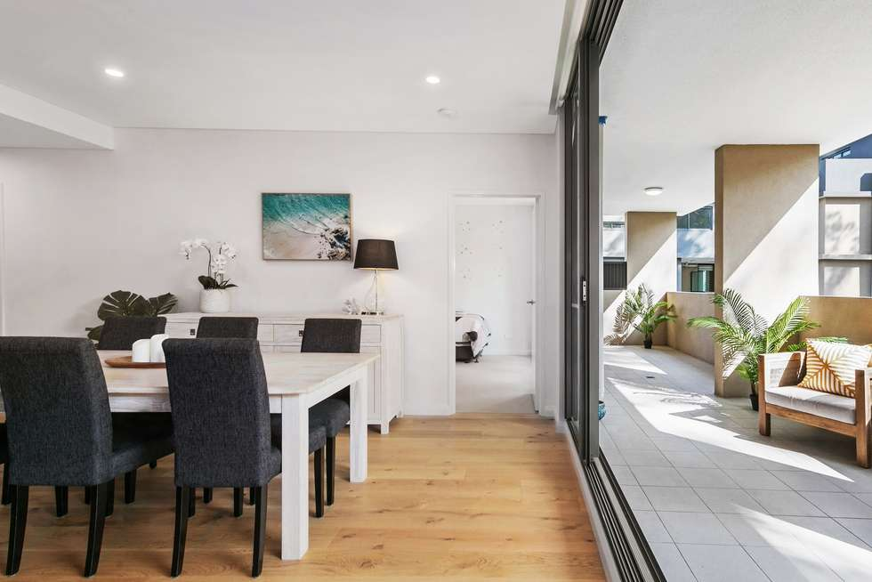 Second view of Homely apartment listing, 528/1454 Pacific Highway, Turramurra NSW 2074