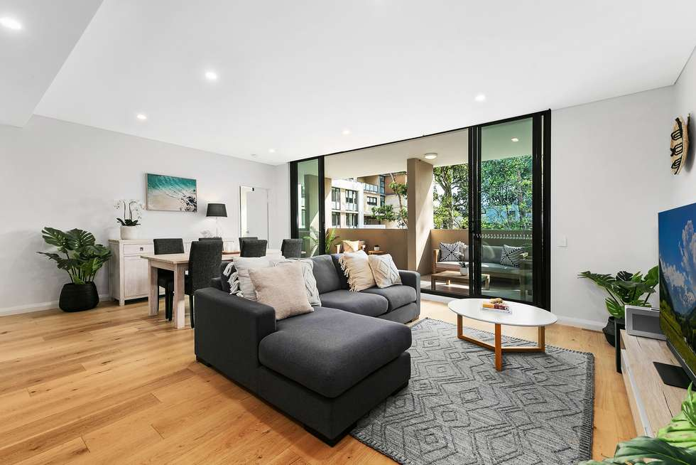 Third view of Homely apartment listing, 528/1454 Pacific Highway, Turramurra NSW 2074