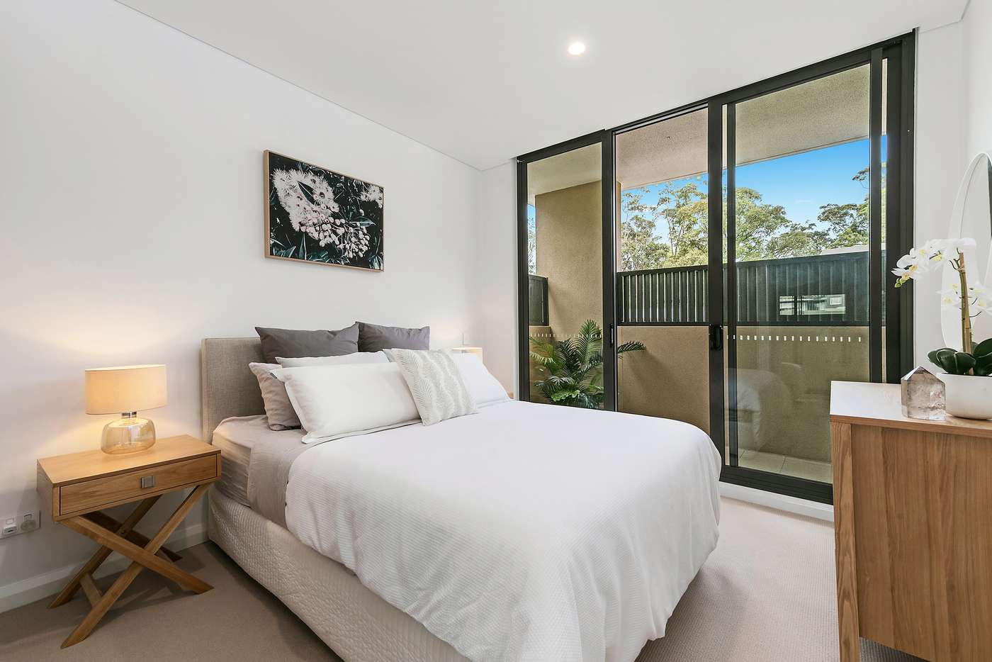 Fifth view of Homely apartment listing, 528/1454 Pacific Highway, Turramurra NSW 2074
