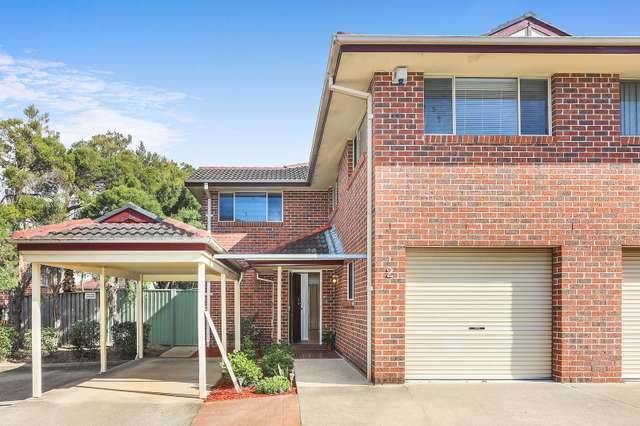 2/12 Torquil Avenue, Carlingford NSW 2118