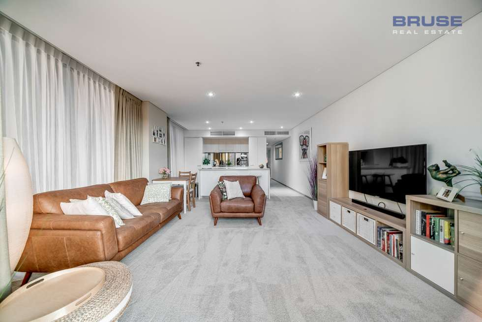 Third view of Homely apartment listing, 406/104 North Terrace, Adelaide SA 5000