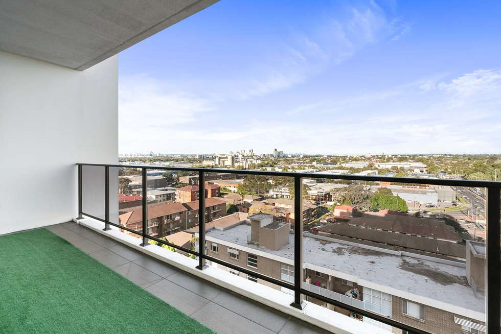 Second view of Homely apartment listing, A801/35 Rawson Street, Auburn NSW 2144