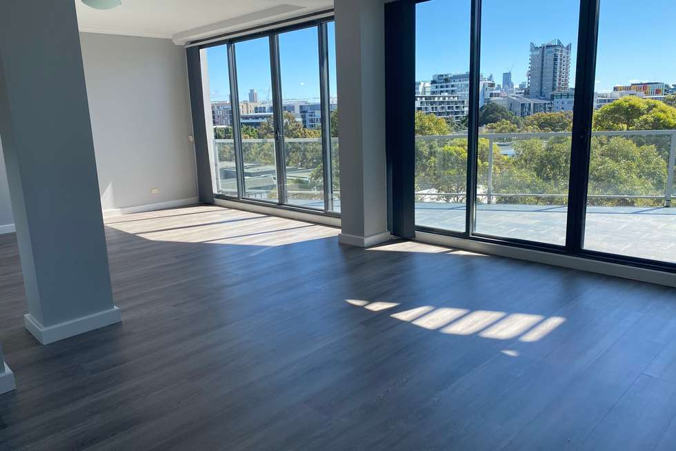 Second view of Homely apartment listing, 38/28 Gadigal Avenue, Zetland NSW 2017