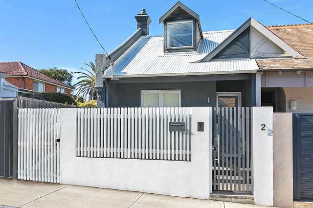2 Wiley Street, Waverley NSW 2024