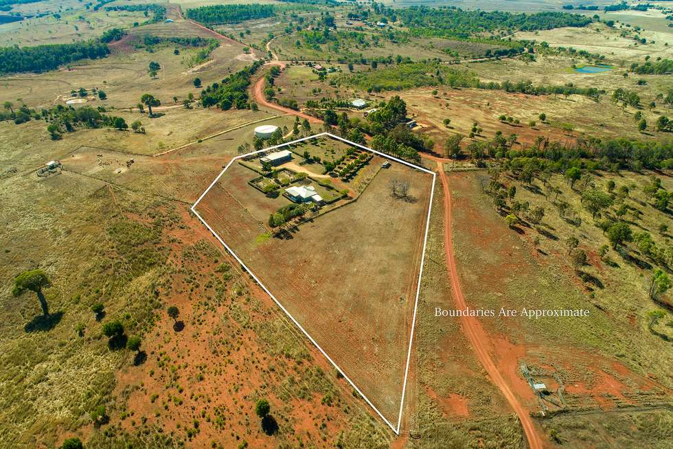 Third view of Homely acreageSemiRural listing, 42 Back Road, Proston QLD 4613