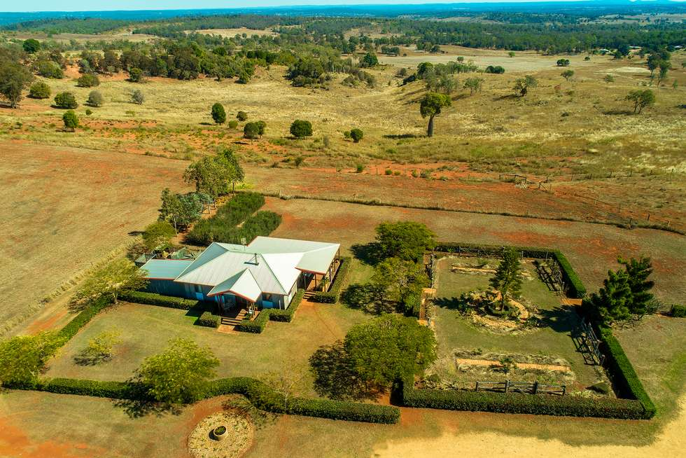 Fifth view of Homely acreageSemiRural listing, 42 Back Road, Proston QLD 4613