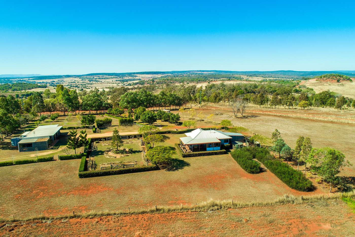 Sixth view of Homely acreageSemiRural listing, 42 Back Road, Proston QLD 4613