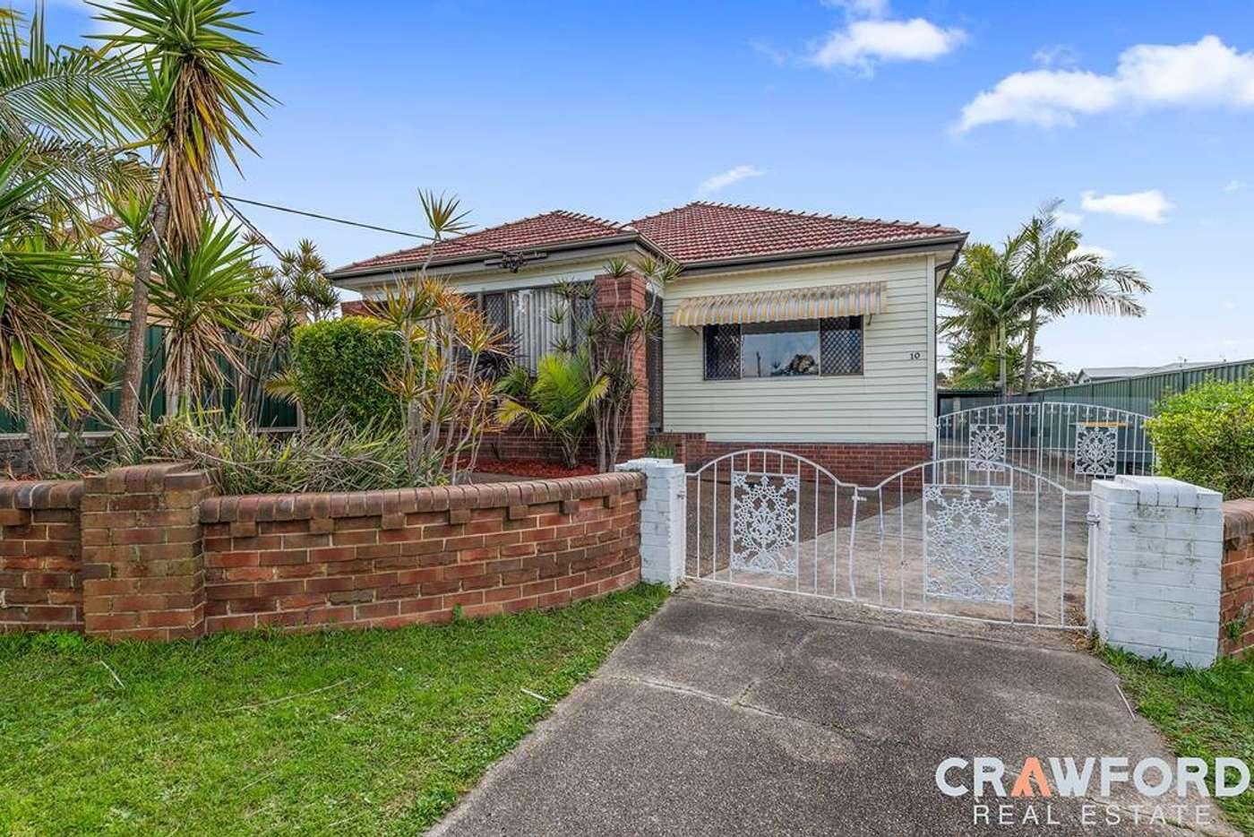 Main view of Homely house listing, 10 Crescent Road, Waratah NSW 2298