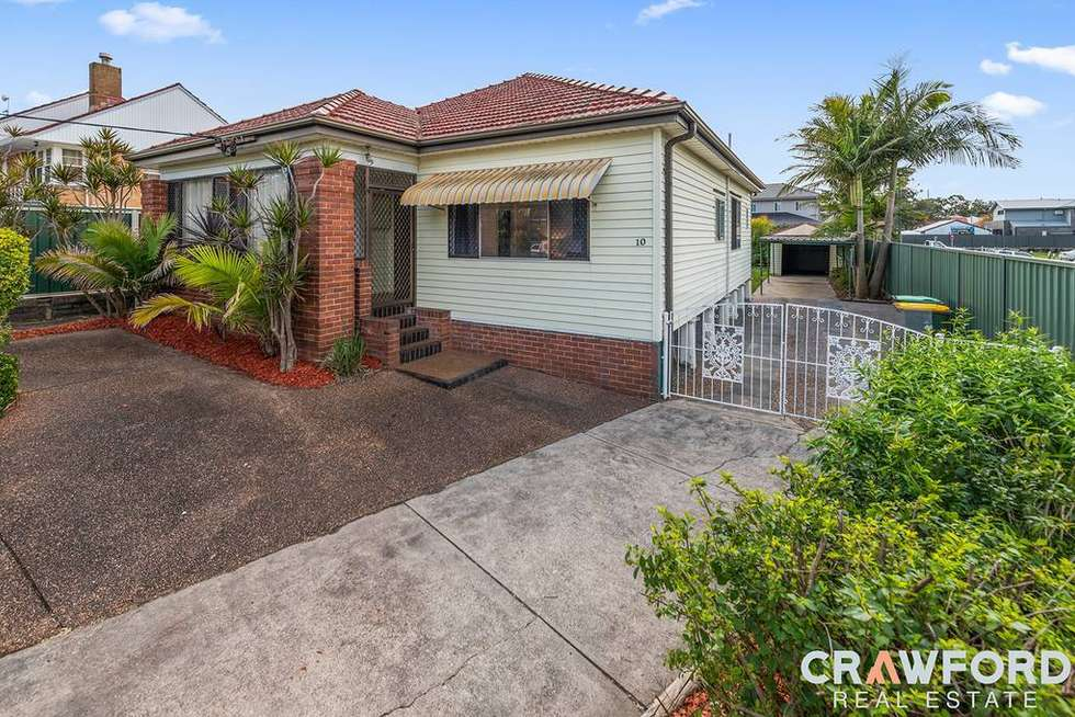 Second view of Homely house listing, 10 Crescent Road, Waratah NSW 2298