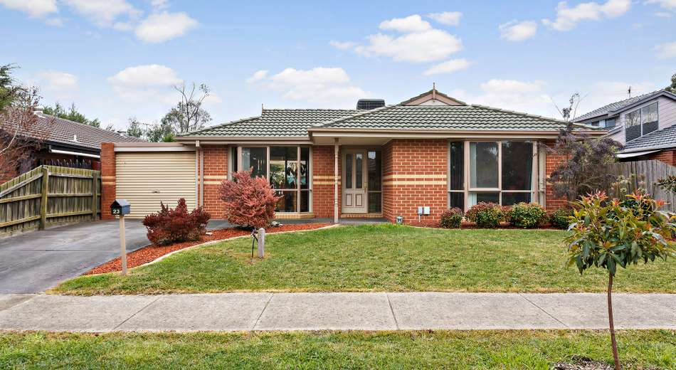 23 Rosella Walk, South Morang VIC 3752