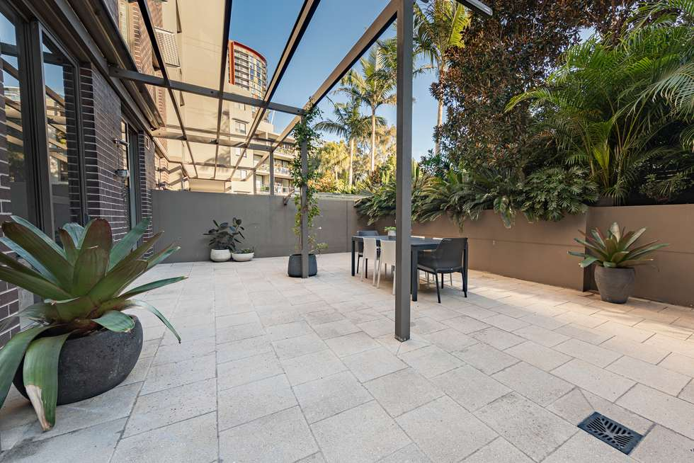Second view of Homely apartment listing, 8/370-376 George Street, Waterloo NSW 2017
