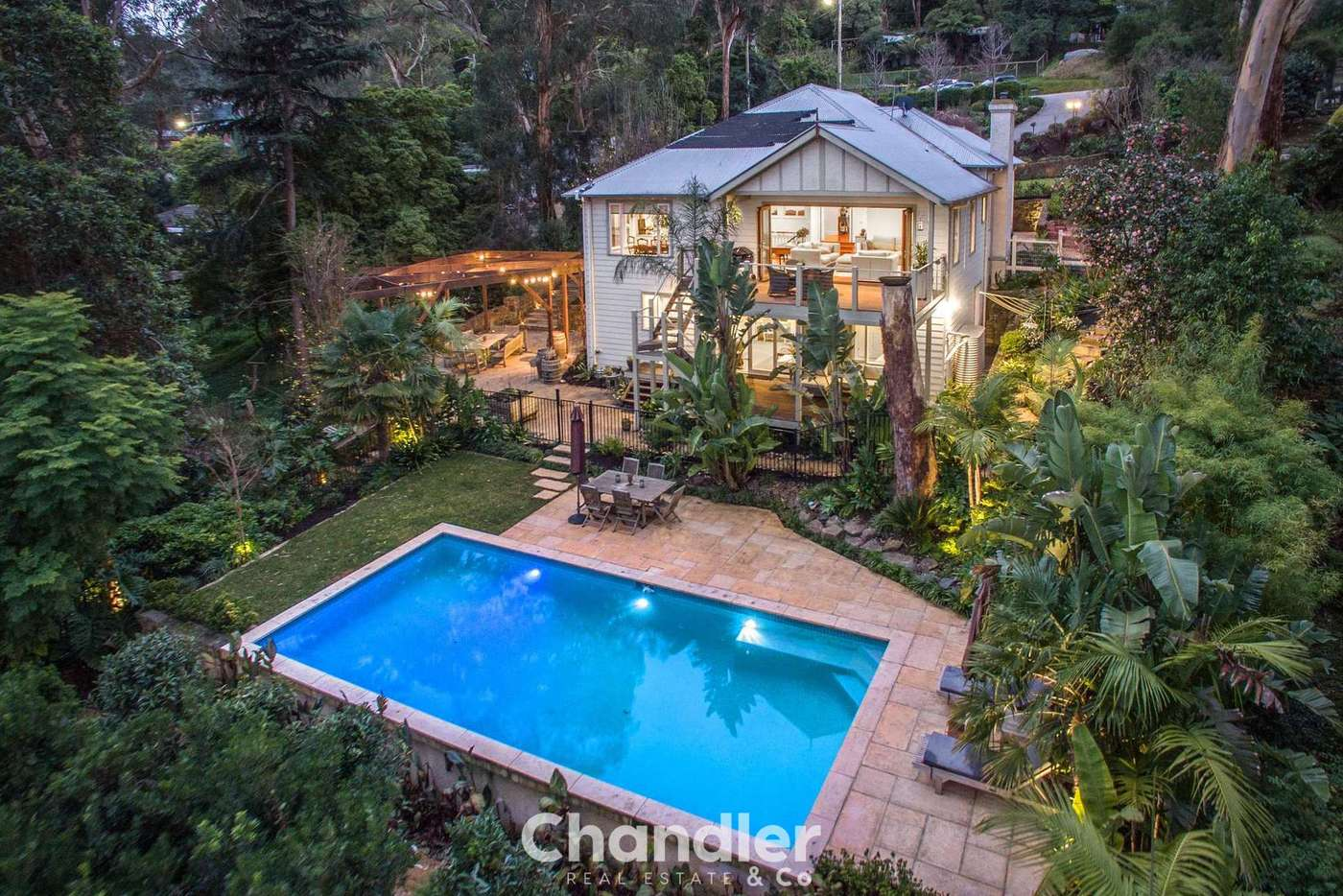 Main view of Homely house listing, 54 Ternes Road, Upwey VIC 3158