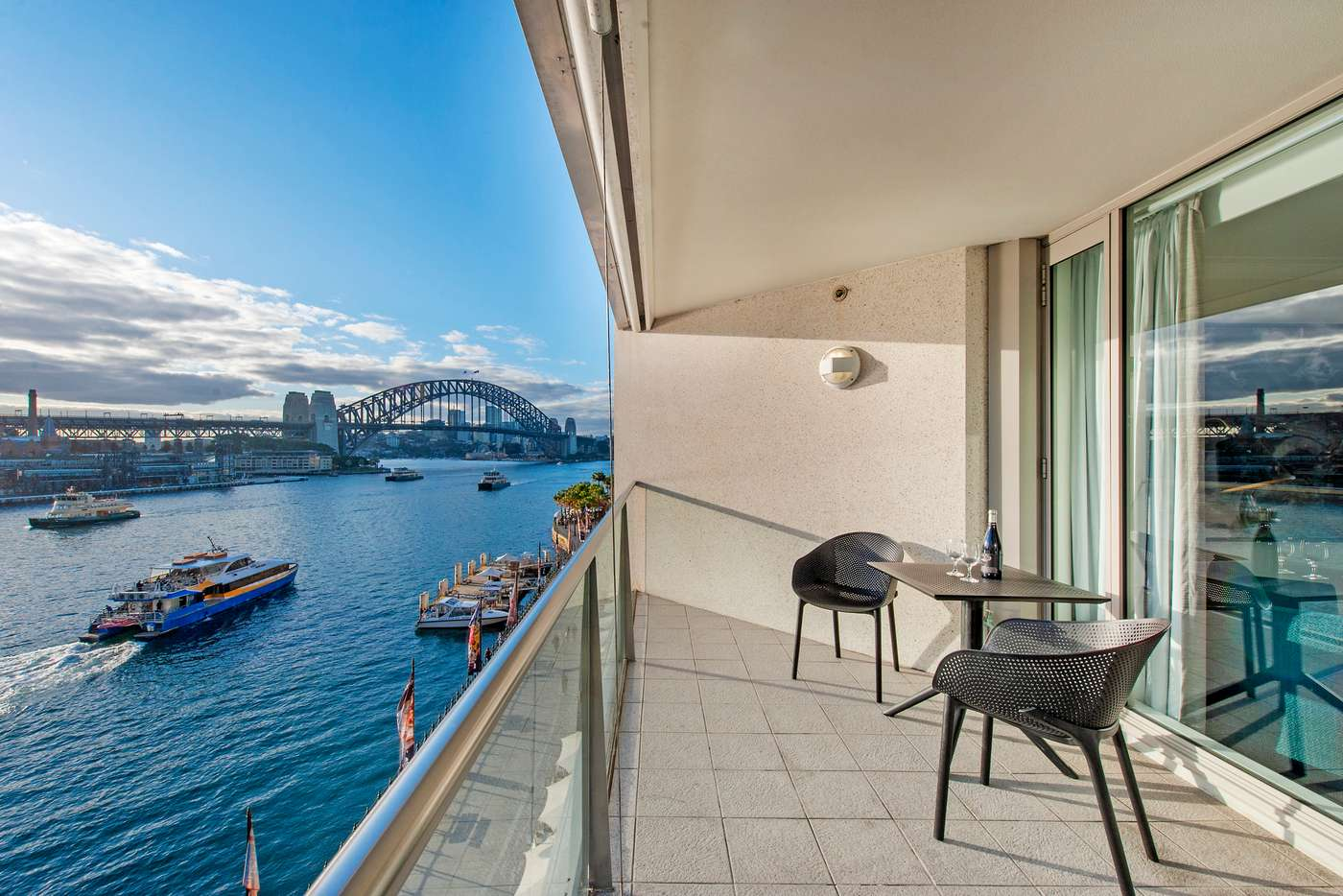 Main view of Homely apartment listing, 606/61 Macquarie Street, Sydney NSW 2000