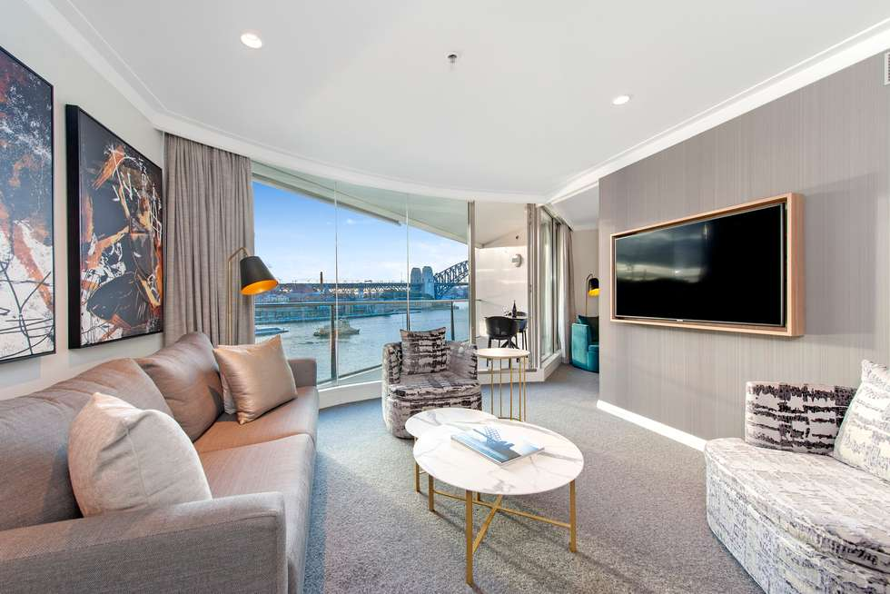 Second view of Homely apartment listing, 606/61 Macquarie Street, Sydney NSW 2000