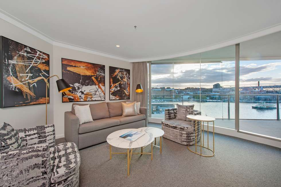 Third view of Homely apartment listing, 606/61 Macquarie Street, Sydney NSW 2000