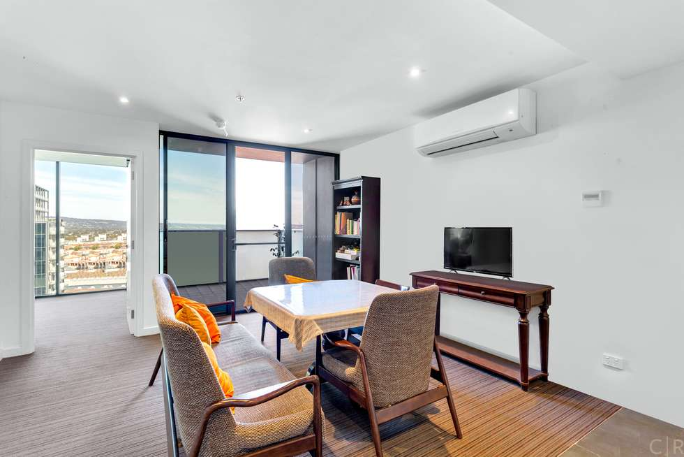 Second view of Homely apartment listing, 1407/102 Waymouth Street, Adelaide SA 5000