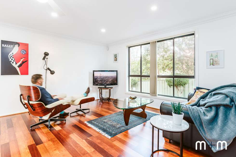 Second view of Homely townhouse listing, 2/25 William Street, Keiraville NSW 2500