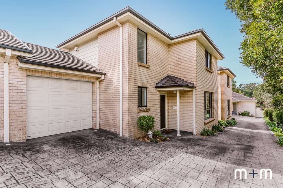 Third view of Homely townhouse listing, 2/25 William Street, Keiraville NSW 2500