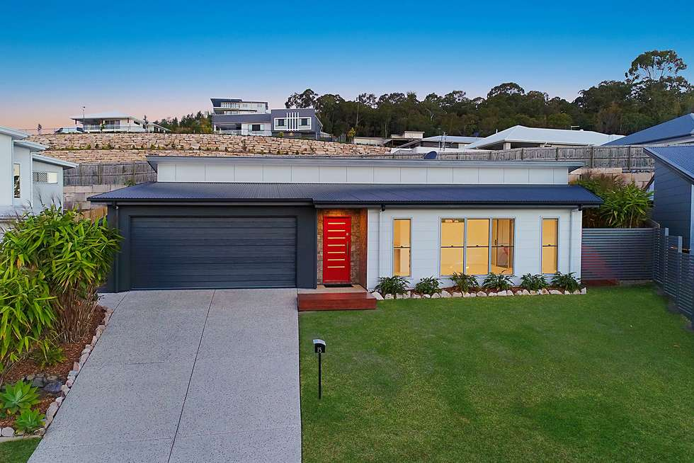 Fourth view of Homely house listing, 15 Tree View Crescent, Little Mountain QLD 4551