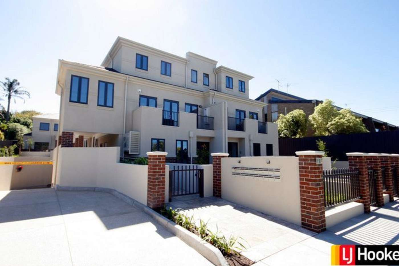 Main view of Homely unit listing, 4/332 Alma Road, Caulfield North VIC 3161