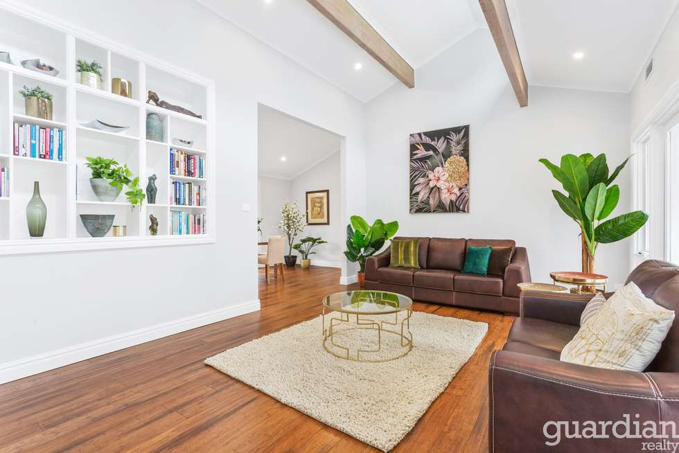 Second view of Homely house listing, 4 Hazeldean Place, Kenthurst NSW 2156