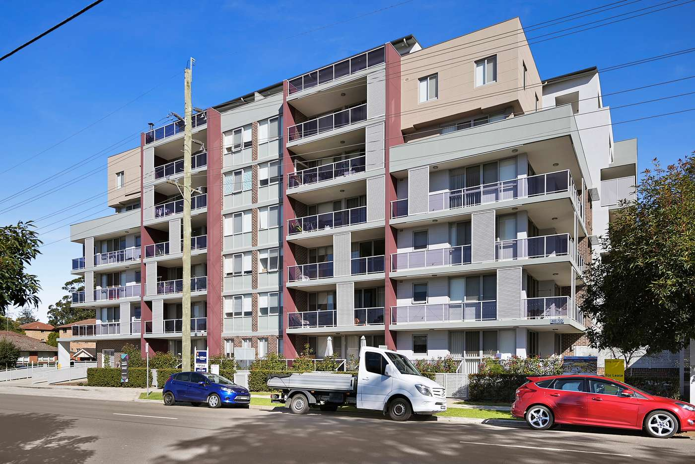 Fifth view of Homely apartment listing, 71/40-50 Union Road, Penrith NSW 2750